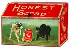 Honest Scrap Tobacco Bin