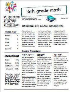 002 Math Journal Rubric Math Ideas for Third Grade