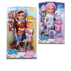 Juguete NANCY DOCTORA POR EL MUNDO FAMOSA PRECIO 26,09€ en IguMagazine#juguetesbaratos