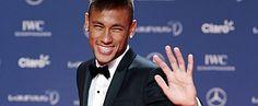 """My son (Neymar) won't leave Santos before 2014"""