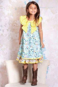 Bess Kenzei Dress