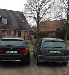 This Is My Car And My Neighbor's Car