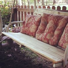 8 Best Porch Swing Refurbished Images Front Porch Swings Porch