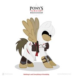 LoL. My Little Pony Assassin.