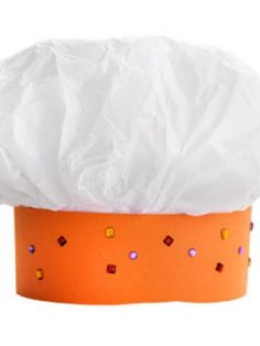 Craft: Chefs hat | Todays Parent