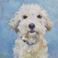 224 Best Dog Original Art Images Dog Art Art Dog Paintings