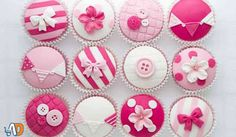 6 Fondant CupCakes in Just Rs.249