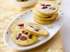 Grüntee-Cookies Rezept