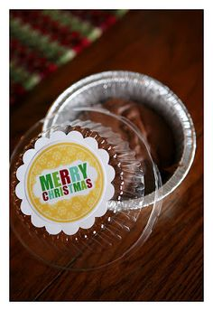 eighteen25: Baking Day Recipes and a Christmas tag