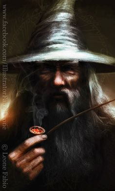 gandalf the grey | Gandalf_the_Grey