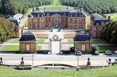 Castillo De Dampierre refugio de Margarita en Francia