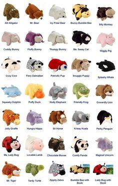 d935be92556 93 Best pillow pets images