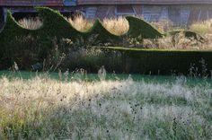 patrick et sylvie quibel / le jardin plume, auzouville-sur-ry