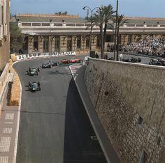 1963 Monaco GP