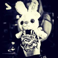 Guns N Roses, Teddy Bear, Toys, Animals, Activity Toys, Animales, Animaux, Clearance Toys, Teddy Bears