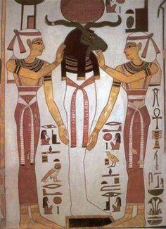 Tomb of Queen Nefertari, Valley of the Queens, Egypt
