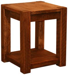 Cargo Lamp Table £199