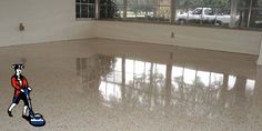 Terrazzo Restoration: Terrazzo Restoration Corporation To Bring Rear In Which Shine