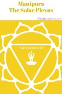 How yoga and meditation balance body chakra. Learn here solar plexus chakra , its color, bija mantra and associated yoga poses. Body Chakras, Chakra Meditation, Learn Meditation, Fish Pose, Yoga Courses, Yoga For Back Pain, International Yoga Day, Seven Chakras, Yoga Nidra