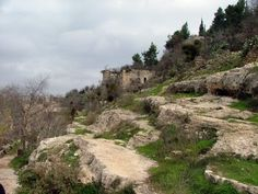 Ruins of Lifta Village