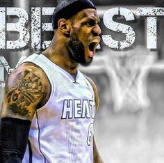 LeBron James is a beast!