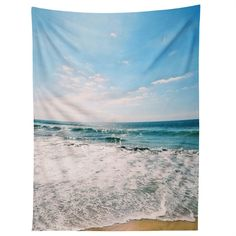 Lisa Argyropoulos Take Me There Tapestry   DENY Designs Home Accessories