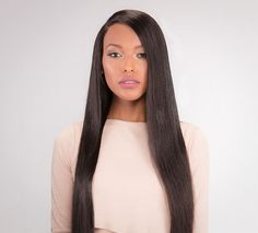 100% virgin human hair, machine-wefted and backed by our 30 Day Quality Guarantee, our Wigs can be customized to fit your unique look using the built-in combs and adjustable strap.