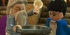 Remastered Lego Harry Potter Collection Coming to PS4