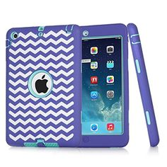 iPad mini 2 Case, iPad mini Case, HOcase Double Layer Rug...