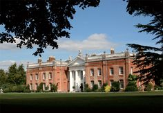 Avington Park, Winchester, Hampshire - In the mid C17th, was owned by George Brydges, Groom of the Bedchamber to Charles II. He enlarged the house to accommodate the King & Nell Gwynne. The 3rd Duke of Chandos, a cousin, inherited the property & made many improvements. The estate was sold in 1847 to Sir John Shelley, brother of the poet & was sold to Lt. Col & Mrs Hickson in 1953 & is now in trust with their family.