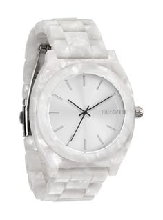 Tell the time with Nixon, Honey this is what I want!!