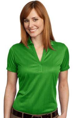 Port Authority Women's Open Placket Stylish Sport Shirt. L528