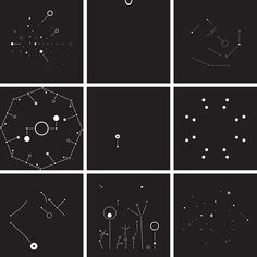 9 Squares + #dotdotdotThis special 9 Squares round was created as part of onedotzero's event, #dotdotdot v5. For this round, each square was composed of a deconstructed version of the #dotdotdot branding: circles, dots, and lines in black and white.Top: Sara Bennett, David Stanfield, Linn FritzMiddle: James Curran, Al Boardman, Skip HurshBottom: Adam Plouff, Oliver Sin, Zac DixonAbout the project
