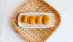 Spanish recipe: Blue cheese croquettes. Photo by: Matías Costa/©ICEX