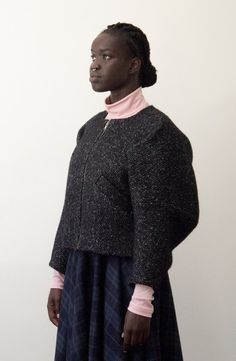 The Falda Jacket by Pattern Fantastique find out more and read reivies of this pattern