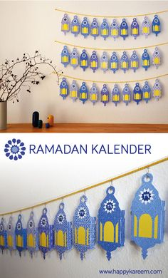 Ein Ramadankalender für leuchtende Kinderaugen! In Anlehnung an das Prinzip des Adventskalenders haben wir einen Kalender für muslimische Kinder entworfen. Jeden Abend im Ramadan darf Dein Kind eine Laterne öffnen sich auf eine kleine Überraschung freuen. Der wunderschöne Kalender macht aber nicht nur Dein Kind glücklich, sondern ist optisch so gestaltet, dass er als Dekoration im Ramadan auch den Großen Freude bereitet.