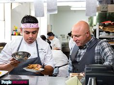 """The Best New Restaurant host shares his one """"common sense"""" tip for mastery in the kitchen"""