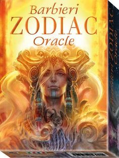 Barbieri Zodiac Oracle: 26 Full Colour Cards and Instruct...