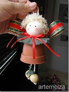 Fika Dika - pro lepší svět: Vánoční dekorace nápady 3