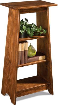 Tapered plant stand (bookshelf) -- $199.95 -- Sturbridge Yankee Workshop