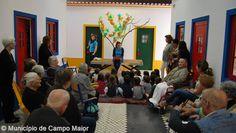 """Campomaiornews: """"A Árvore da Vida"""" actividade inter-geracional ass..."""