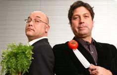 Masterchef- one of my favorite UK TV shows Masterchef Uk, Gregg Wallace, John Torode, Uk Tv Shows, Moving To The Uk, Favorite Tv Shows, My Favorite Things, Summer Dishes, Bbc One