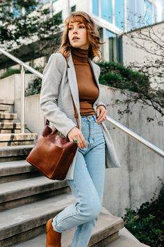 Fall Winter Outfits, Autumn Winter Fashion, Spring Outfits, Winter Boots, Dandy, Cute Casual Outfits, Casual Jeans, Blazer Outfits Casual, Stylish Outfits
