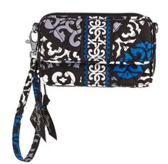 All in One Crossbody in Canterberry Cobalt, $54 | Vera Bradley