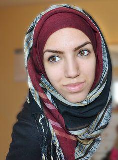 Nice#hijab ❤•♥.•:*´¨`*:•♥•❤