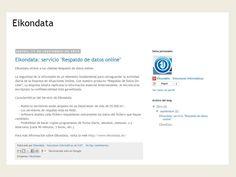 Blog en Wordpress con las noticias más destacadas de Eikondata