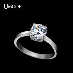Like and Share if you want this  UMODE Halo Engagement / Wedding Rings For Women Fashion Rose Gold / Rhodium plated 1.25 AAA CZ  Jewelry Gift AJR0136     Tag a friend who would love this!     FREE Shipping Worldwide     Get it here ---> http://jewelry-steals.com/products/umode-halo-engagement-wedding-rings-for-women-fashion-rose-gold-rhodium-plated-1-25-aaa-cz-jewelry-gift-ajr0136/    #earrings