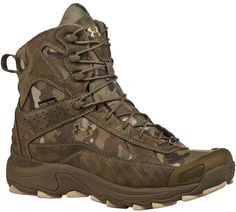 UNDER ARMOR > Speedfreek Tactical Boots, Multicam