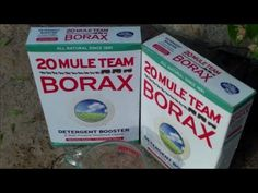 The Bbb Method Using Bleach Baking Soda Borax To Maintain Your Swimming Pool Youtube