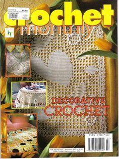 Crochet Monthly 307 - inevavae 2 - Picasa Web Albums